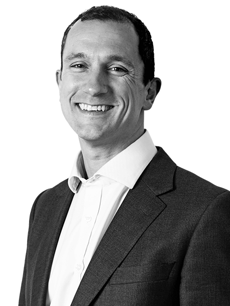 James Gregory,CFO, EMEA