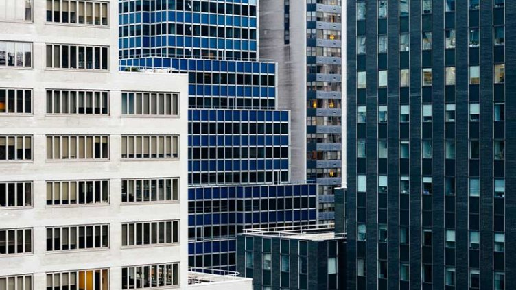 High rise buildings in Australia